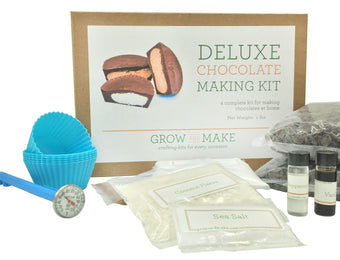 Deluxe DIY Chocolate Making Kit