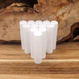 Lip balm making supplies - tube containers