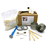 Grow and Make DIY Vanilla Soy Wax Candle Making Kit - Learn how to make your own candles!