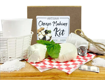 Artisan DIY Cheese Making Kit
