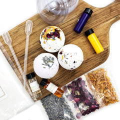 DIY Bath Bomb Making Kit