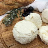 Make your own fresh goat cheese with easy cheesemaking recipes from Grow and Make