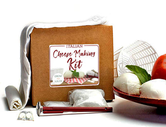 DIY Italian Cheese Making Kit