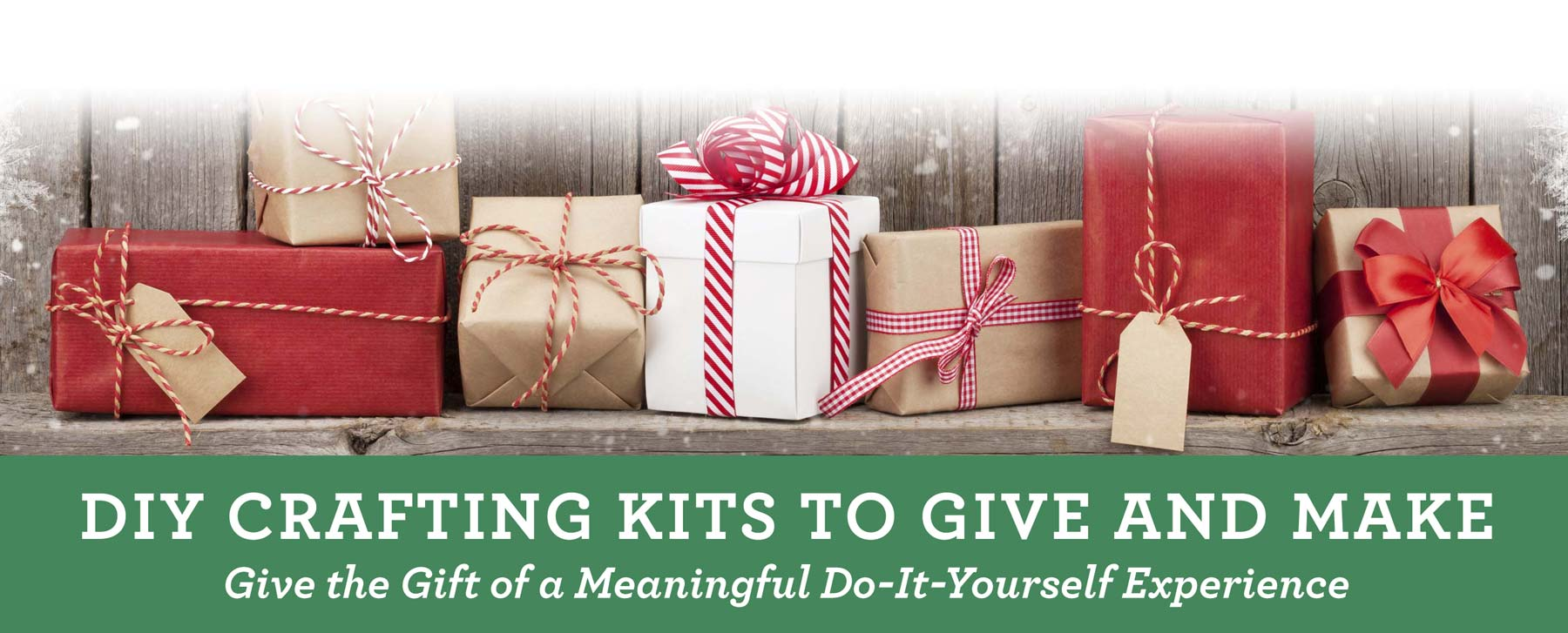 We Make Kits for DIY - Over 100 Do-It-Yourself Kits to Choose From