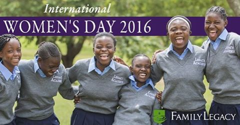Happy International Women's Day 2016