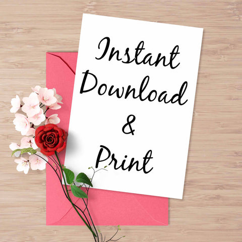 graphic relating to I Love You Card Printable identify Printable valentines card - I pho-king take pleasure in your self