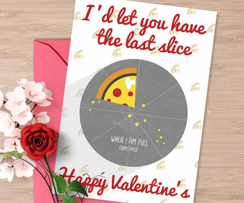 Whimsical Valentines Day Cards and Gifts DesignGenes Studio – Food Valentine Cards