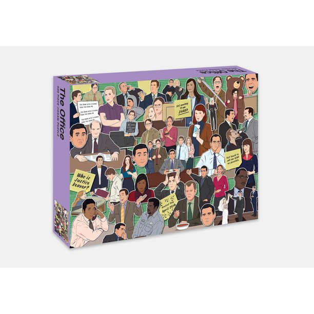Puzzle - The Office 500 piece