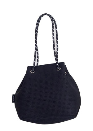 Punch Convertible Black Bag