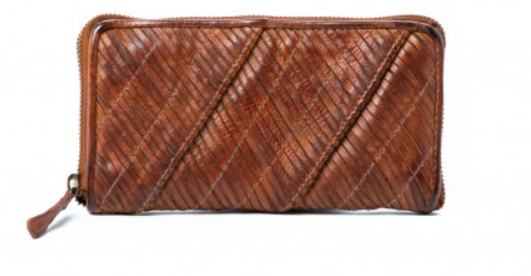 Kendra Leather Wallet - Assorted Colours