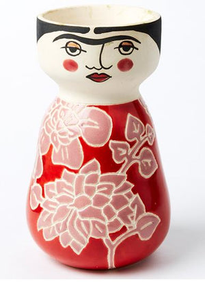 Jones & Co - Rosy Frida Vase