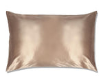 Caramel Silk Pillowcase