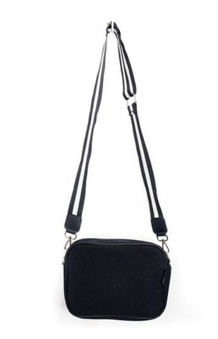 Rectangle Shoulder Bag with Strap