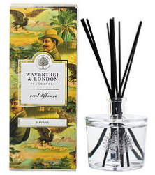 Havana Reed Diffusers 250ml by Wavertree & London Australia