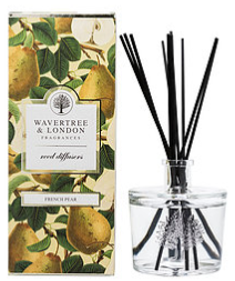 French Pear Diffuser 250ml by Wavertree & London Australia