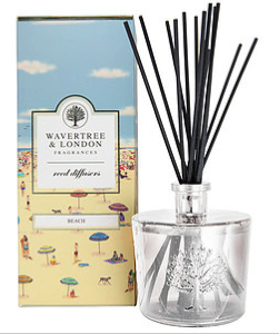 Beach Reed Diffusers 250ml by Wavertree & London Australia
