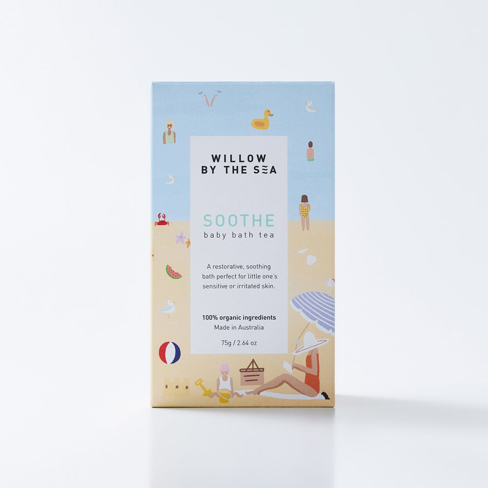 Willow by the Sea - Baby Bath Tea