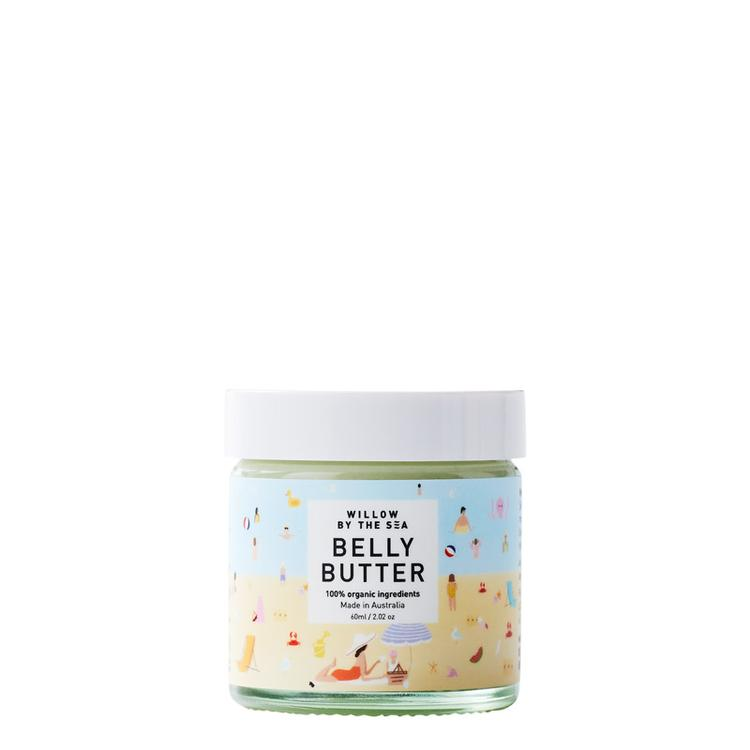 Willow by the Sea  - Belly Butter