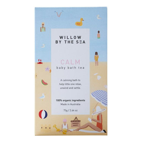 Willow by the Sea - Baby Bath Tea- Calm