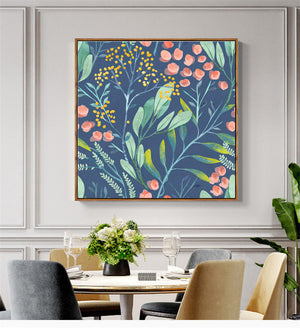 Sprig of Wattle - Canvas/Print