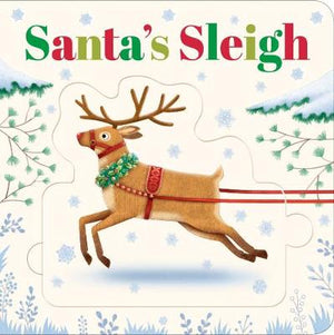 Santa's Sleigh - Pop Out Book