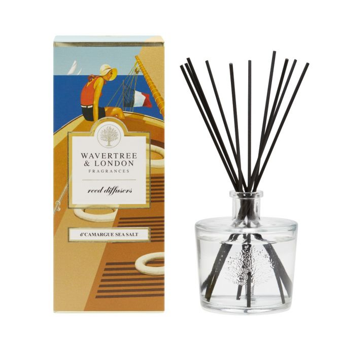 D'Camargue Diffuser 250ml by Wavertree & London Australia