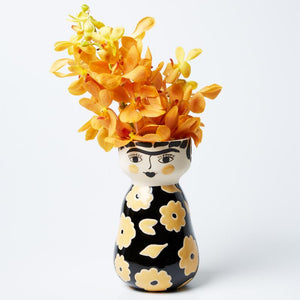 Jones & Co - Frida Oro Face Vase