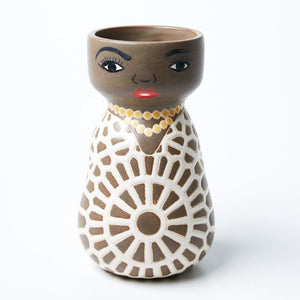 Jones & Co - Gayle Face Vase