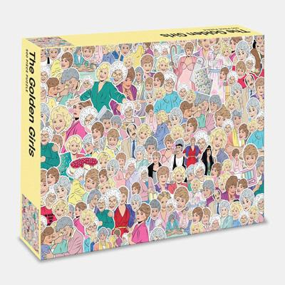Puzzle - Golden Girls 500 piece