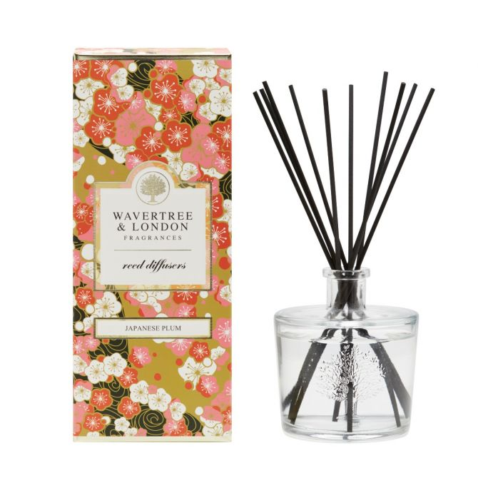 Japanese Plum 250ml Reed Diffuser