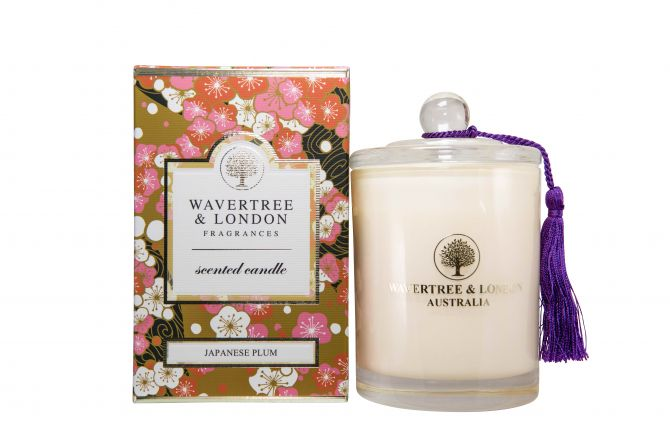 Wavertree & London - Japanese Plum 360g Jar by Wavertree & London
