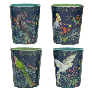 Tree of Life Cup Set of 4