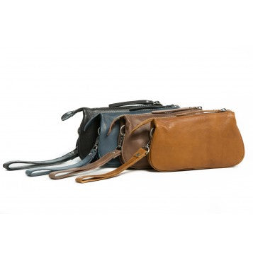 St Kilda Clutch/Wallet  - Tan