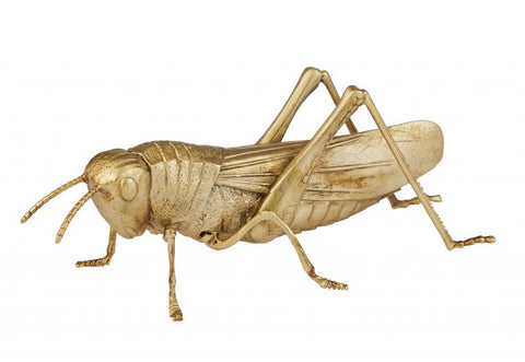 Mantis Grasshopper Sculpture