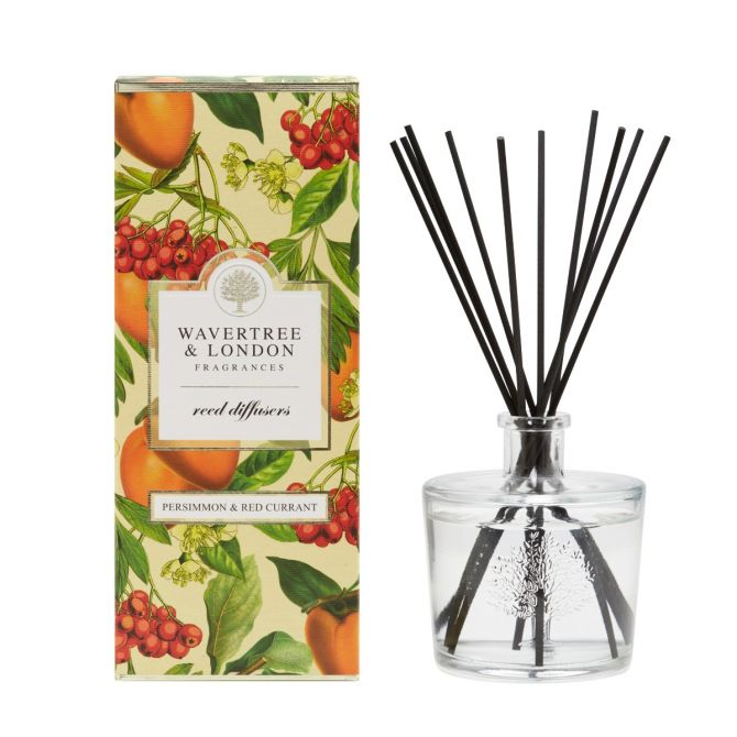 Persimmon and Red Currant 250ml Reed Diffuser