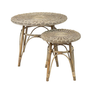 Holmes Rattan Round Weave Table - Assorted Sizes