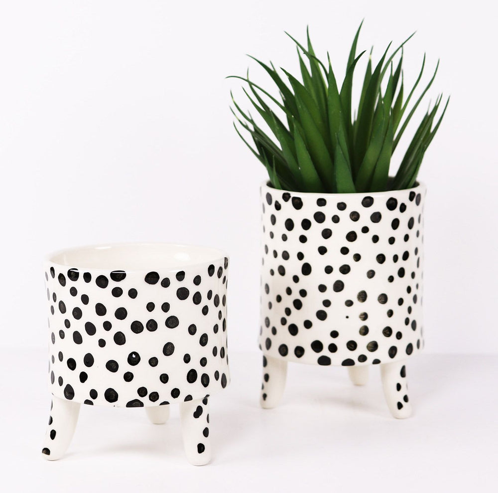 Noah Planter with Legs - Assorted Sizes