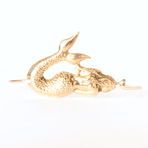 Mermaid Bangle Bracelet - Love Andrea's Closet