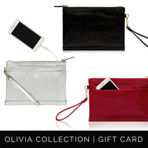 Gift Card | Bags to power your phone.