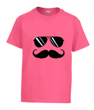 'Mustache' Youth T-Shirt
