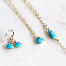 Load image into Gallery viewer, Turquoise Lariat