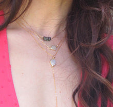 Load image into Gallery viewer, Labradorite Choker