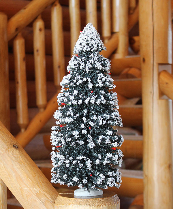 Byers' Choice Snow Tree - 16""