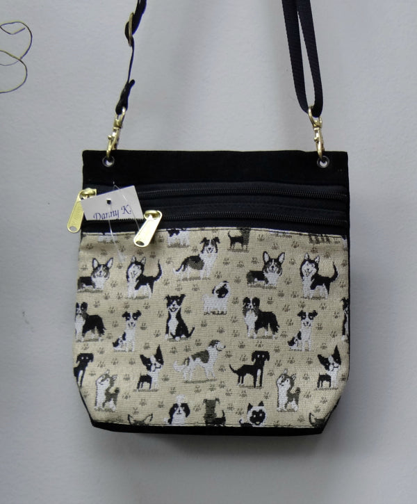 Danny K Handbag - Zuly Purse in Bowser