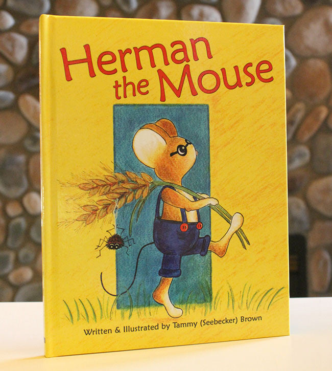 Childrens Book - Herman the Mouse