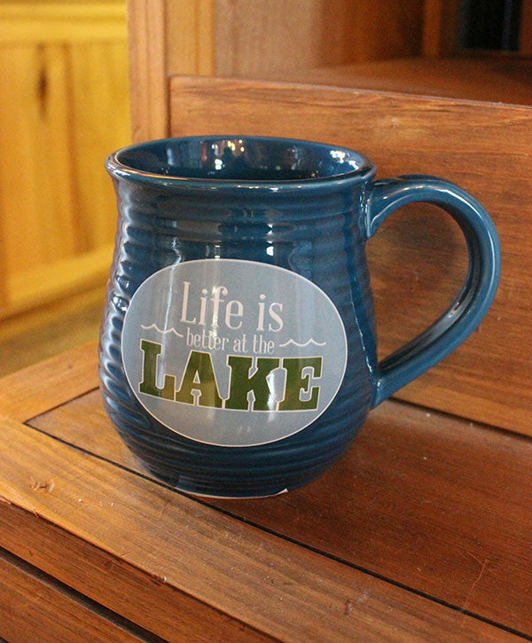 Mug - Life is Better at the Lake