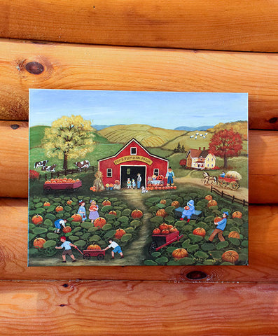 Mary Singleton - Pops Pumpkin Patch