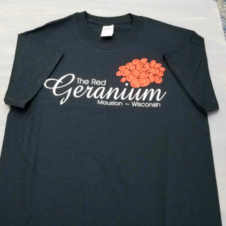 Red Geranium T-shirt