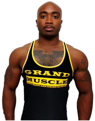 Tank - Black and Yellow V2