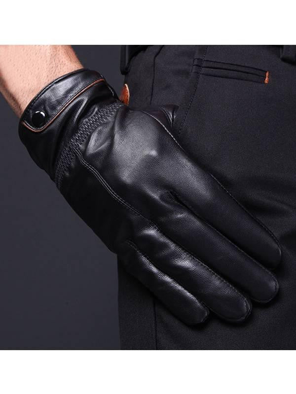 Faux leather gloves - Sins & Temptations